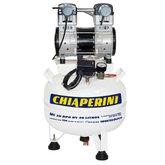 Motocompressor Odontológico 2HP 10 Pés 40 litros Isento de Óleo 110V