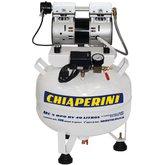 Motocompressor BPO 5 pcm 40 litros Isento de Óleo 110V