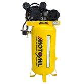 Compressor de Ar Vertical Trifásico CMV 10PL/100VE 9 Pés 2HP 220/380V