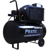 Motocompressor Pratic Air 50 Litros 1,5 HP Bivolt - SCHULZ-CSI7,4/50L