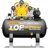 Compressor Top 15 MP3V 150 Litros Motor 3Hp Monofásico - CHIAPERINI-TOP15-MONO