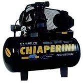 Compressor 6+pcm/BPI 070 litros Monofásico - Chiaperini-6M70LT