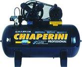 Compressor 10+pcm/BPV 110 litros Monofásico - Chiaperini-10M110LT