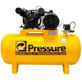 Compressor de Ar 2CV 10 Pés 100 Litros 110/220V