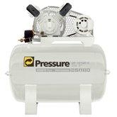 Compressor Odontológico Monofásico 10Pés 100 Litros Bivolt - PRESSURE-OP10100V