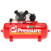Compressor 15 Pés 175 Litros 140 Libras Monofásico ATG2  - PRESSURE-ATG2-15/175