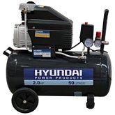Motocompressor de Ar Monofásico 2HP 50 Litros  - HYUNDAI-HYAC50D