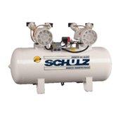 Compressor de Ar Odontológico 183 Litros 12PCM  MSV 12/200 - SCHULZ-920.803X