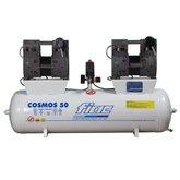 Compressor Odontológico Isento de Óleo 50 Litros 12PCM  - FIAC-COSMOS50