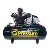 Compressor de Ar Trifásico 40PCM 425 Litros Ônix - PRESSURE-ON40/425WT