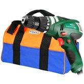 Kit Furadeira / Parafusadeira 220V Awt ED280 + Bolsa para Ferramentas 43cm FortGPro FG8991