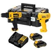 Combo Parafusadeira/Furadeira de Impacto DCD716 + Parafusadeira de Impacto DCF805 a Bateria 12V com Carregador 2 Bat. e Caixa
