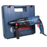 Martelete Perfurador/Rompedor Profissional  800W com Maleta - BOSCH-GBH224DM