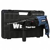 Martelete SDS-Plus 800W  com Maleta - WESCO-WS3141