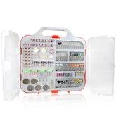 Jogo de Acessórios para Mini Retífica com 250 Peças - LEE TOOLS-670715