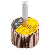 Roda de Lixa Grão 220 30mm x 20mm com Haste