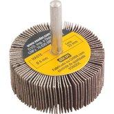 Roda de lixa 50 mm x 20 mm com haste, grão 220 VONDER