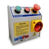 Chave Elétrica Painel NR12 Bivolt - MAKSIWA-MAKPC -2416