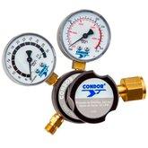 Regulador de Pressão com Manofluxômetro CO2 MDN-G30