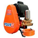 Lavadora de Alta Pressão Motor WEG 3CV 450 Libras 28L/min Trifásico 220/380V sem Carrinho