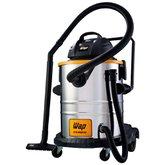 Aspirador de Pó e Água GTW Inox 50 Litros 1600W 110V