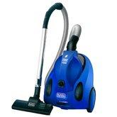 Aspirador de Pó Ciclônico Azul 1400W  - BLACK+DECKER-A4A