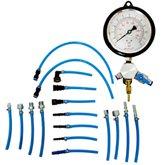 Equipamento Teste de Pressão e Vazão de Bomba Elétrica com Injeção - 13 Mang. - PLANATC-TVP-4000/13-G2
