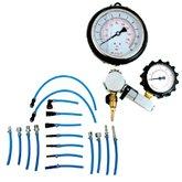 Equipamento Teste de Pressão/Vazão Simultânea da Bomba Elétrica - 13 Mang. - PLANATC-TVPA-4500/G2-13