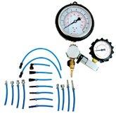 Equipamento Teste de Pressão/Vazão Simultânea Bomba Elétrica - 17 Mangueiras - PLANATC-TVPA-4500/G2-17