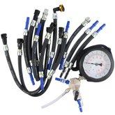 Equipamento de Teste de Pressão e Vazão da Bomba Elétrica de Combustível - PLANATC-TVP3000