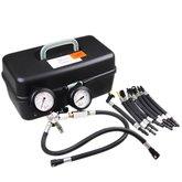 Manômetro para Testes de Vazão e Pressão de Bomba de Combustível para Moto - SUPERTESTE-ST-MPBV 09