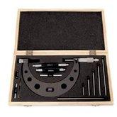 Micrômetro Externo com Batentes Intercambiáveis 0 a 150mm - ZAAS-20014