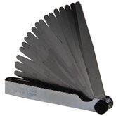 Calibre de Folga em Milímetros com 20 Lâminas - LEETOOLS-614573