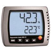 Termohigrômetro 608-H1 para Temperatura e Umidade