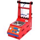 Máquina de Limpeza/Teste Injetores Padrão/GDI Injeção Direta + Acessórios GDI + Cuba 1L
