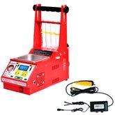 Máquina Limpeza/Teste Injetores Padrão/GDI Display Digital LCD 34 Funções com Estrobo e Cuba 1L + TSPA-300