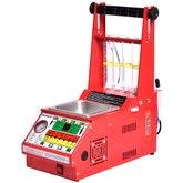 Máquina de Limpeza e Teste de Injetores Padrão/GDI Injeção Direta com 34 Funções e Cuba 1L