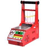 Máquina Limpeza/Teste Injetores Padrão/GDI Injeção Direta 34 Funções com Estrobo e Cuba 1L