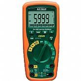 Multímetro Industrial true RMS com 11 Funções - EXTECH-EX520