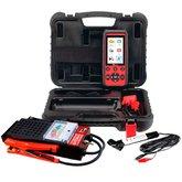Scanner MAXIDIAG MD 808 ALFATEST-51162005 com Ajuste de A/F e Funções Especiais + Teste Bateria + Caneta Polaridade