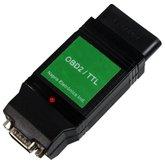 Conector para Diagnósticos OBD2/TTL USB Honda - NAPRO-10100302