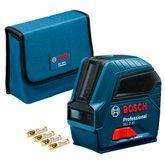 Nível Laser de Linhas GLL 2-10 Profissional - BOSCH-0601063L00-000