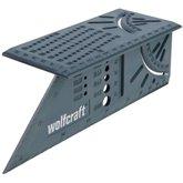 Esquadro Mitra Angular 3D 90°
