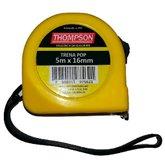Trena Color 5m x 16mm com Trava - THOMPSON-773