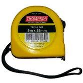 Trena Color 5m x 19mm com Trava - THOMPSON-774