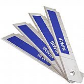 Lâmina para Estilete Bi Metal de 18mm com 5 Peças - IRWIN-10507102