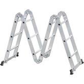 Escada Alumínio Multifunção Articulada 3x4 3,50 Metros