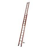 Escada Extensiva Vazada em Fibra 23 Degraus 4,20 x 7,20M