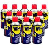 Kit Spray para Eliminar Rangidos WD-40 de 300ml com 12 Unidades - WD-40-K31
