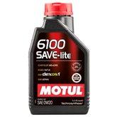 Lubrificante 6100 1L Save Lite SAE 0W20 para Motores